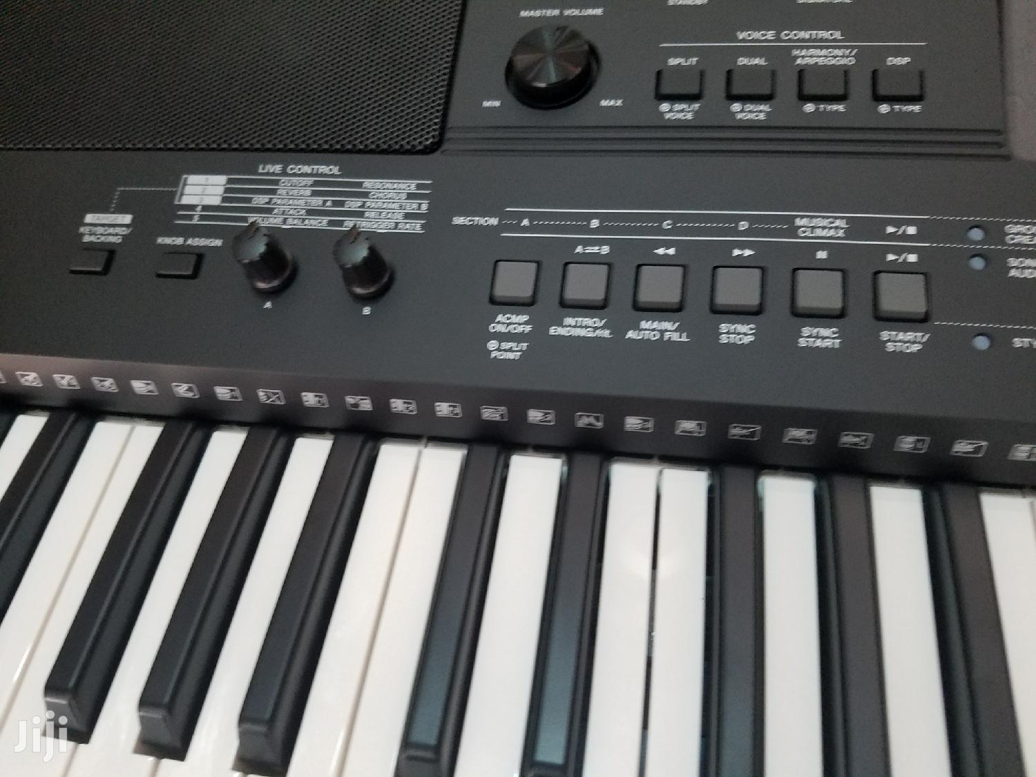 New Yamaha PSR E463 Digital Piano   Musical Instruments & Gear for sale in Ga West Municipal, Greater Accra, Ghana
