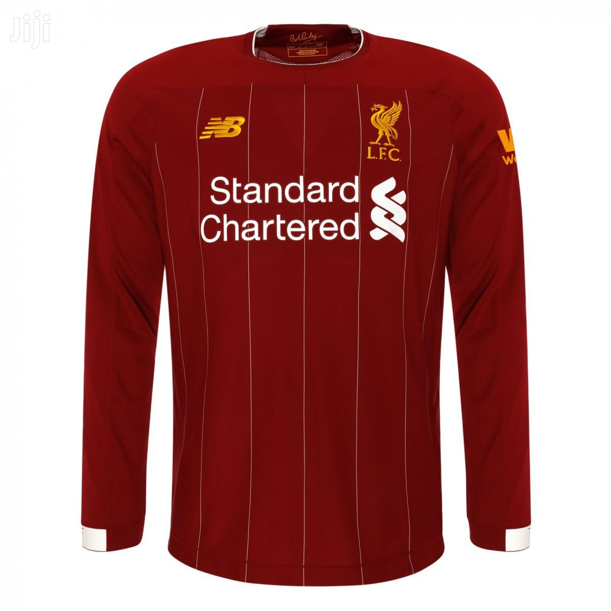 Archive: Liverpool Home Jersey