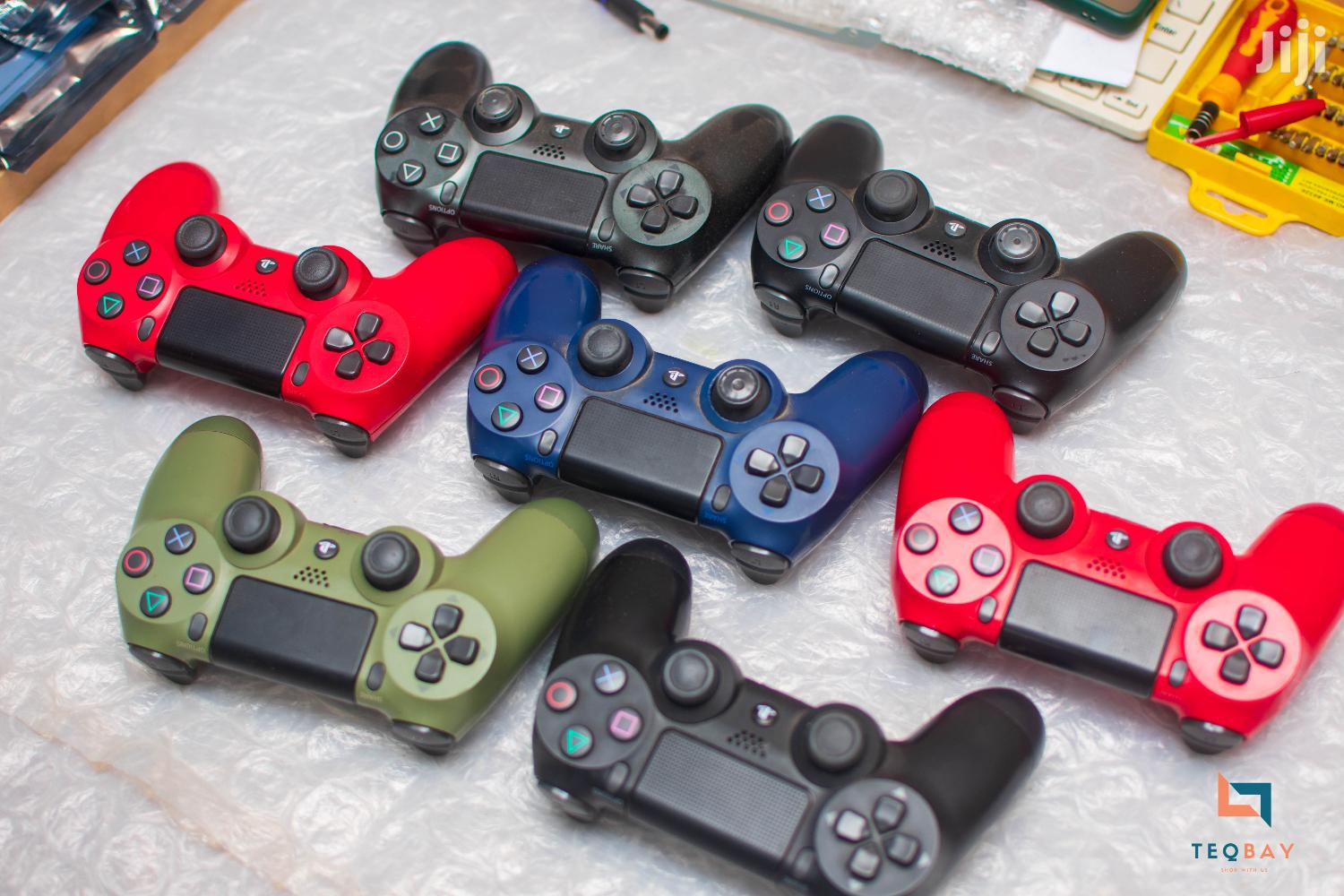 Ps4 Controllers | Video Game Consoles for sale in Tema Metropolitan, Greater Accra, Ghana