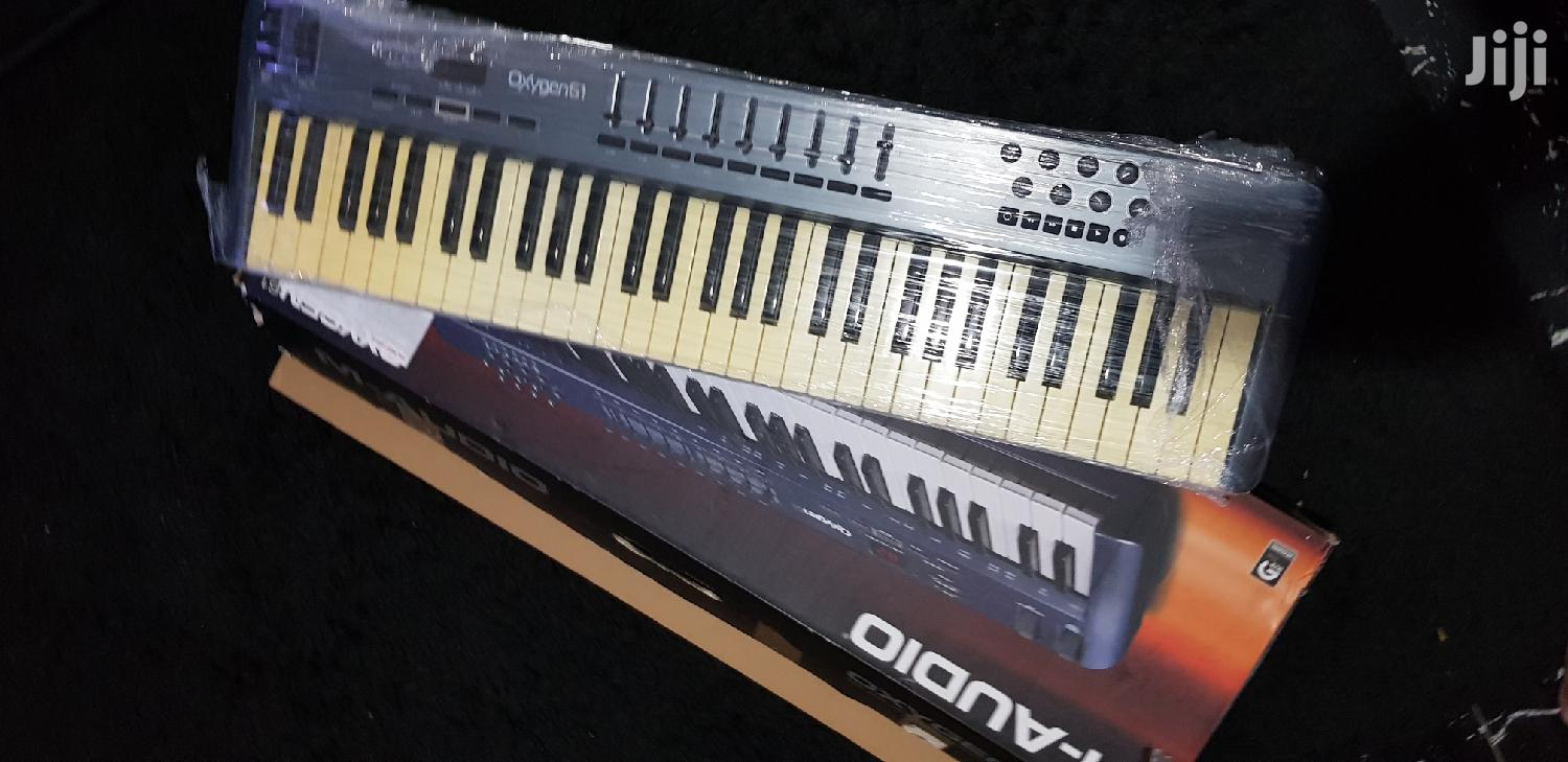 M Audio Oxygen 61 USB Midi Keyboard | Musical Instruments & Gear for sale in Alajo, Greater Accra, Ghana