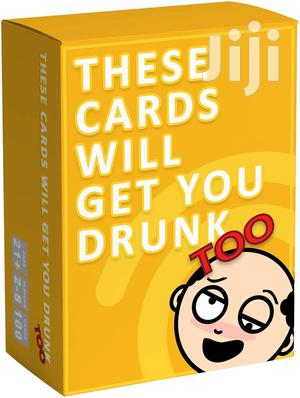 These Cards Will Get You Drunk Too   Books & Games for sale in Greater Accra, Accra Metropolitan