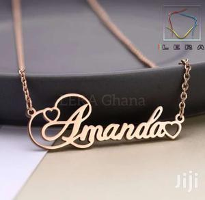 Wear It As They Call You. Customized Chains/Necklaces | Jewelry for sale in Greater Accra, Ashaiman Municipal