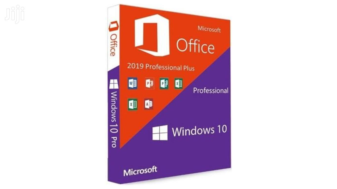 Windows 10 Pro And Office 2019 Pro Plus December 2020 Update