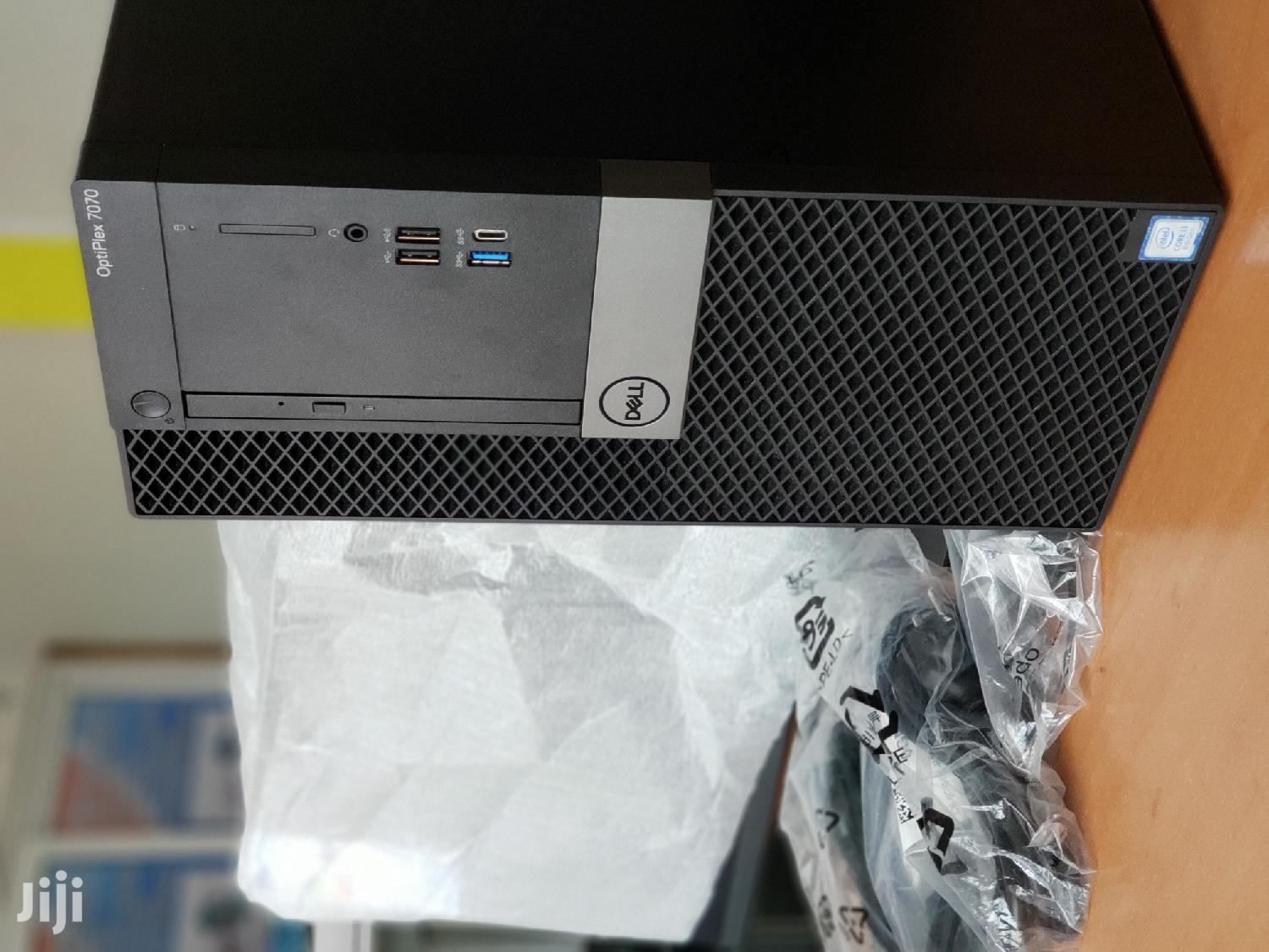 Archive: New Desktop Computer Dell OptiPlex 7070 8GB Intel Core i3 HDD 500GB