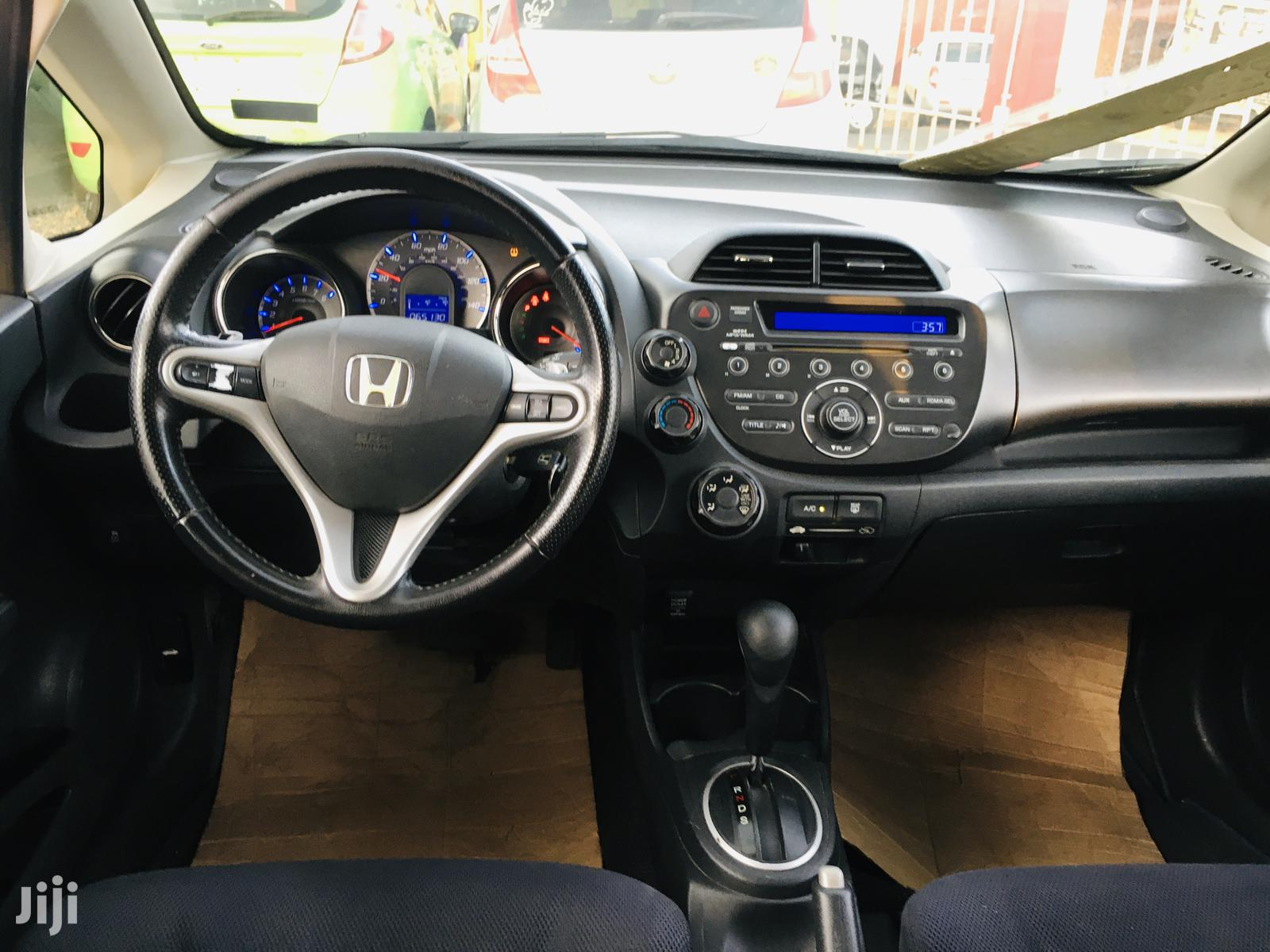 Honda Fit 2013 5D Sport Black   Cars for sale in North Kaneshie, Greater Accra, Ghana