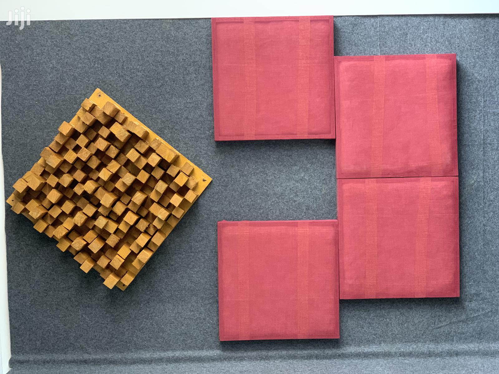 Rockwool Acoustic Panels