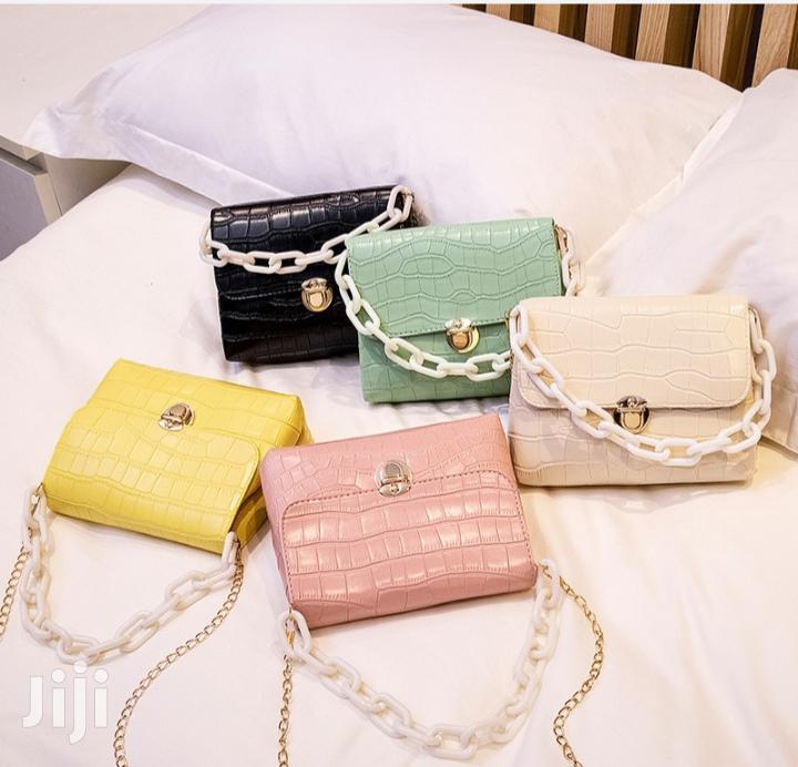 Crocodile Pattern Mini Handbags