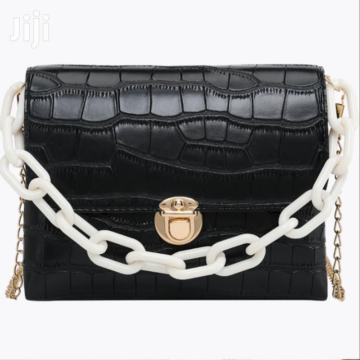 Crocodile Pattern Mini Handbags | Bags for sale in Nii Boi Town, Greater Accra, Ghana