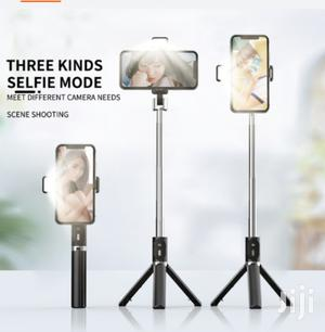 Tripod Stand and Selfie Stick With Bluetooth | Accessories for Mobile Phones & Tablets for sale in Greater Accra, Achimota