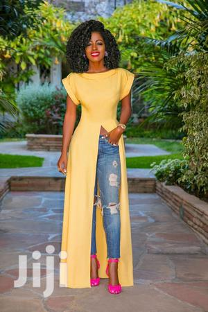 Maxi Slited Kimono | Clothing for sale in Greater Accra, Accra Metropolitan