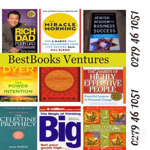 Self Help and Christian Books   Books & Games for sale in Greater Accra, Adenta