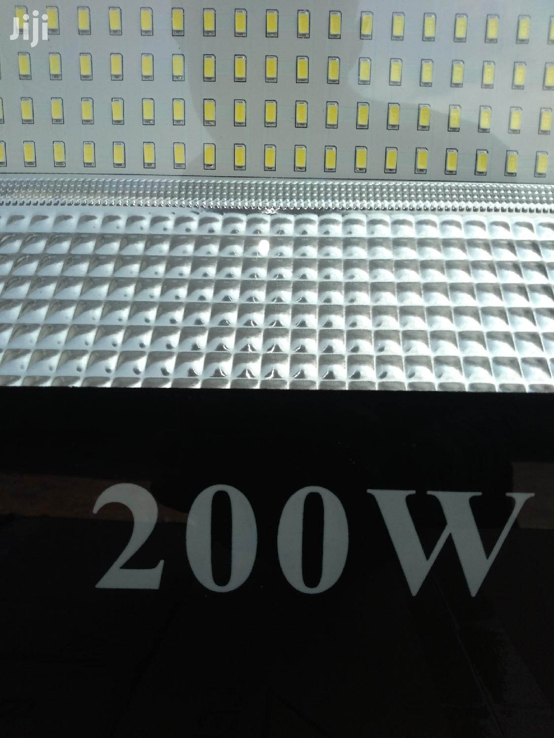 200W LED Flood Light | Home Accessories for sale in Tema Metropolitan, Greater Accra, Ghana