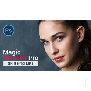 Magic Retouch Pro For Photoshop   Software for sale in Greater Accra, Madina