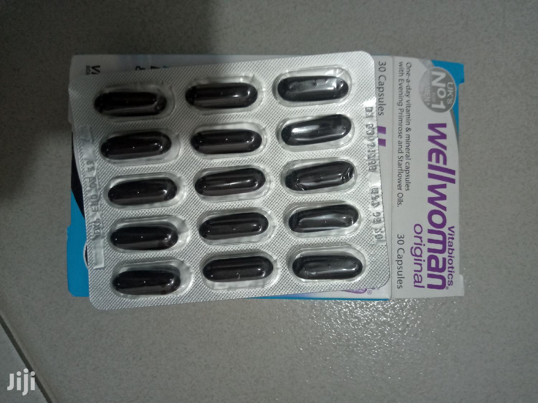 Wellwoman Capsules