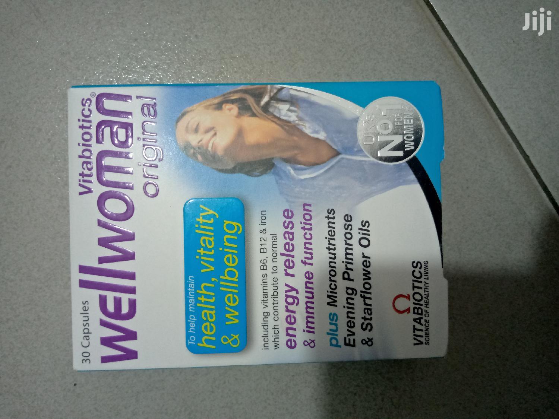 Wellwoman Capsules   Vitamins & Supplements for sale in Awutu Senya East Municipal, Central Region, Ghana