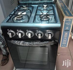 New Legacy 4 Burner Gas Cooker With Oven Grill Black   Kitchen Appliances for sale in Greater Accra, Accra Metropolitan