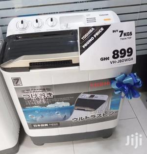 Stylish Toshiba 7 Kg Twin Tub (Wash + Spin) Washing Machine   Home Appliances for sale in Greater Accra, Accra Metropolitan