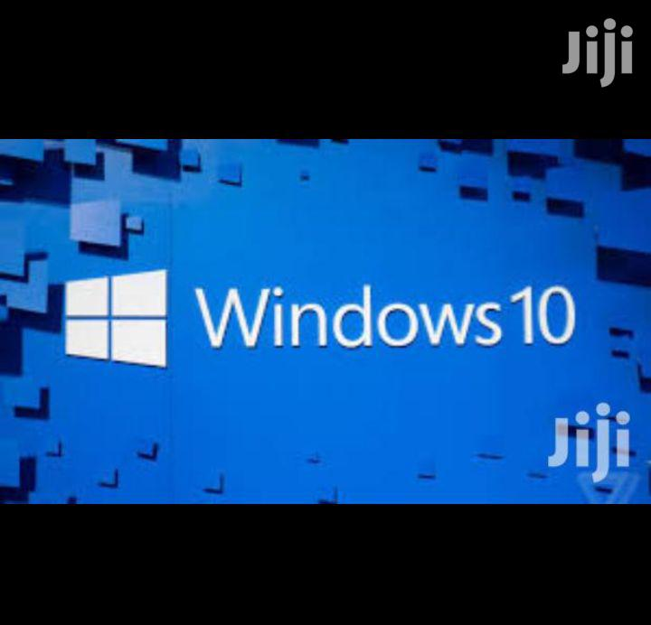 Windows 10 Disc and Installation