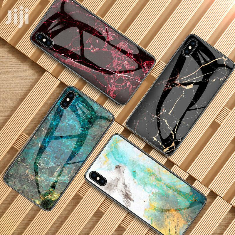 Anti Scratch Tempered Glass Back Bumper Anti-drop For For iPhones | Accessories for Mobile Phones & Tablets for sale in Achimota, Greater Accra, Ghana