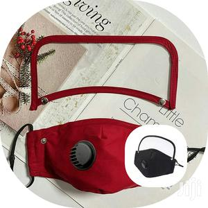 Nose/Face Mask 2in1 Detachable Reusable   Safetywear & Equipment for sale in Greater Accra, Nungua