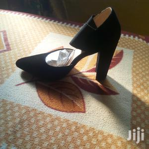 Black Block Heels   Shoes for sale in Ashanti, Atwima Kwanwoma