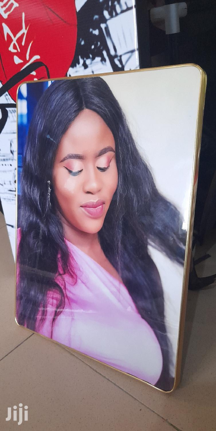 Canvas Laminated Picture Board | Arts & Crafts for sale in Bubuashie, Greater Accra, Ghana
