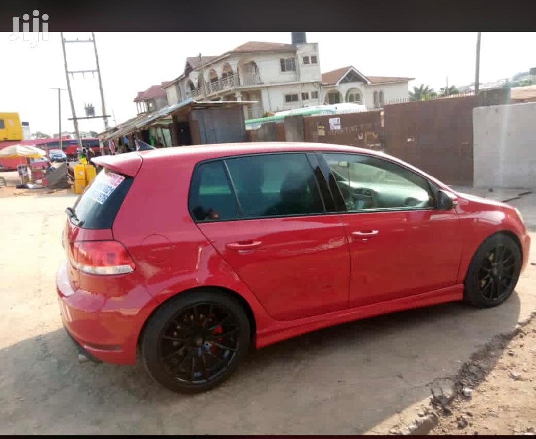 Volkswagen Golf GTI 2013 Red | Cars for sale in Kumasi Metropolitan, Ashanti, Ghana