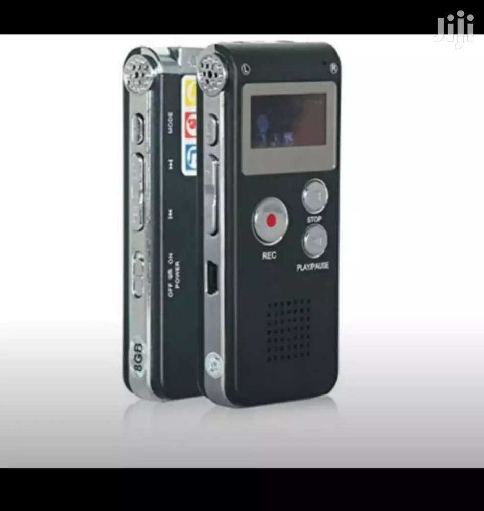 Digital Voice Recorder 8GB