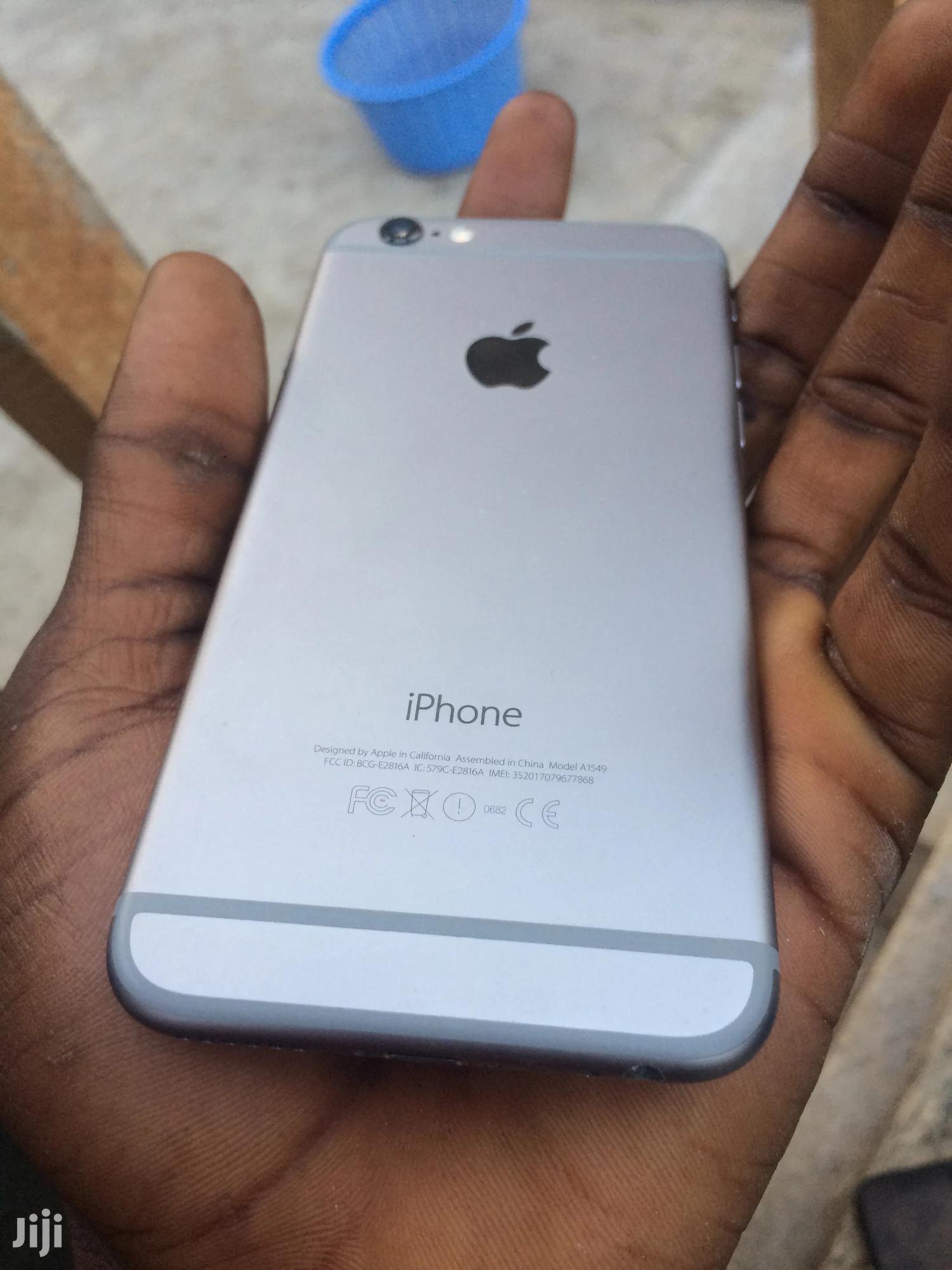 Apple iPhone 6 16 GB Gray | Mobile Phones for sale in Kumasi Metropolitan, Ashanti, Ghana
