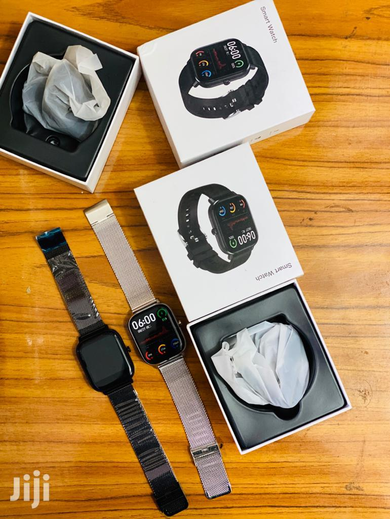 DT35 Stainless Steel Smart Watch 2020 Calling Supported