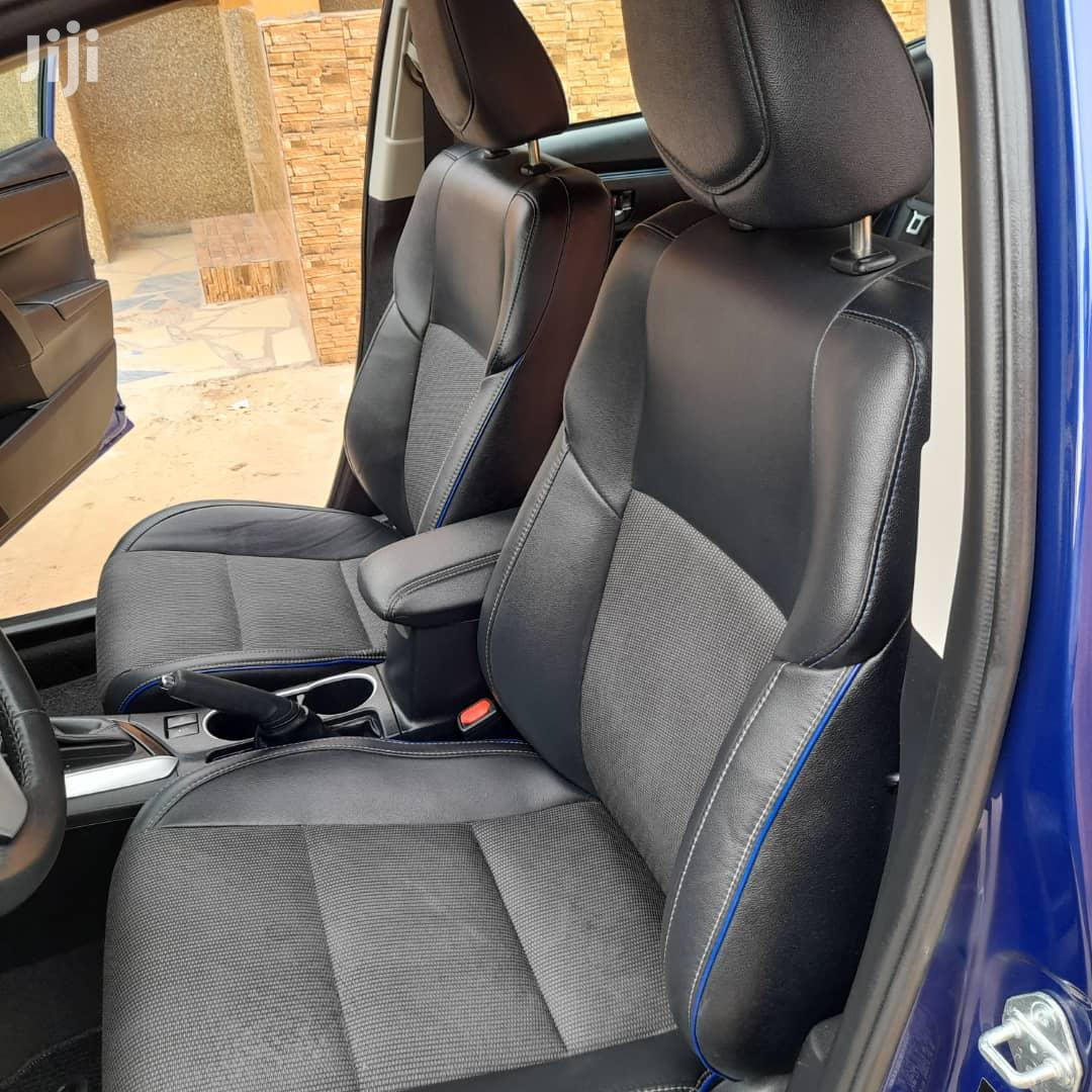 Toyota Corolla 2017 Blue | Cars for sale in Dansoman, Greater Accra, Ghana