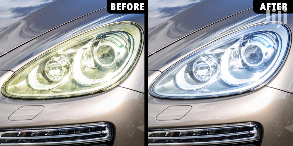 Car Headlight Restoration   Automotive Services for sale in Bubuashie, Greater Accra, Ghana