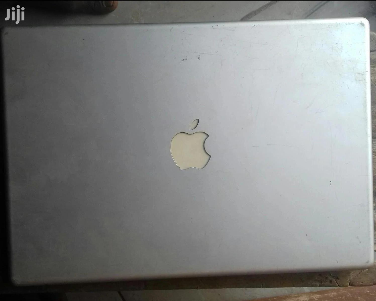 Laptop Apple MacBook 4GB Intel HDD 60GB | Laptops & Computers for sale in Bosomtwe, Ashanti, Ghana