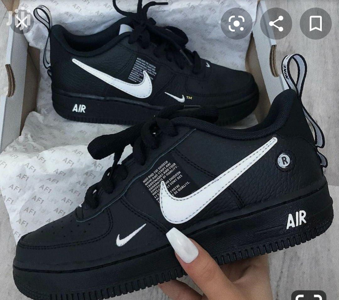 Archive: Nike Airforce 1 Utility
