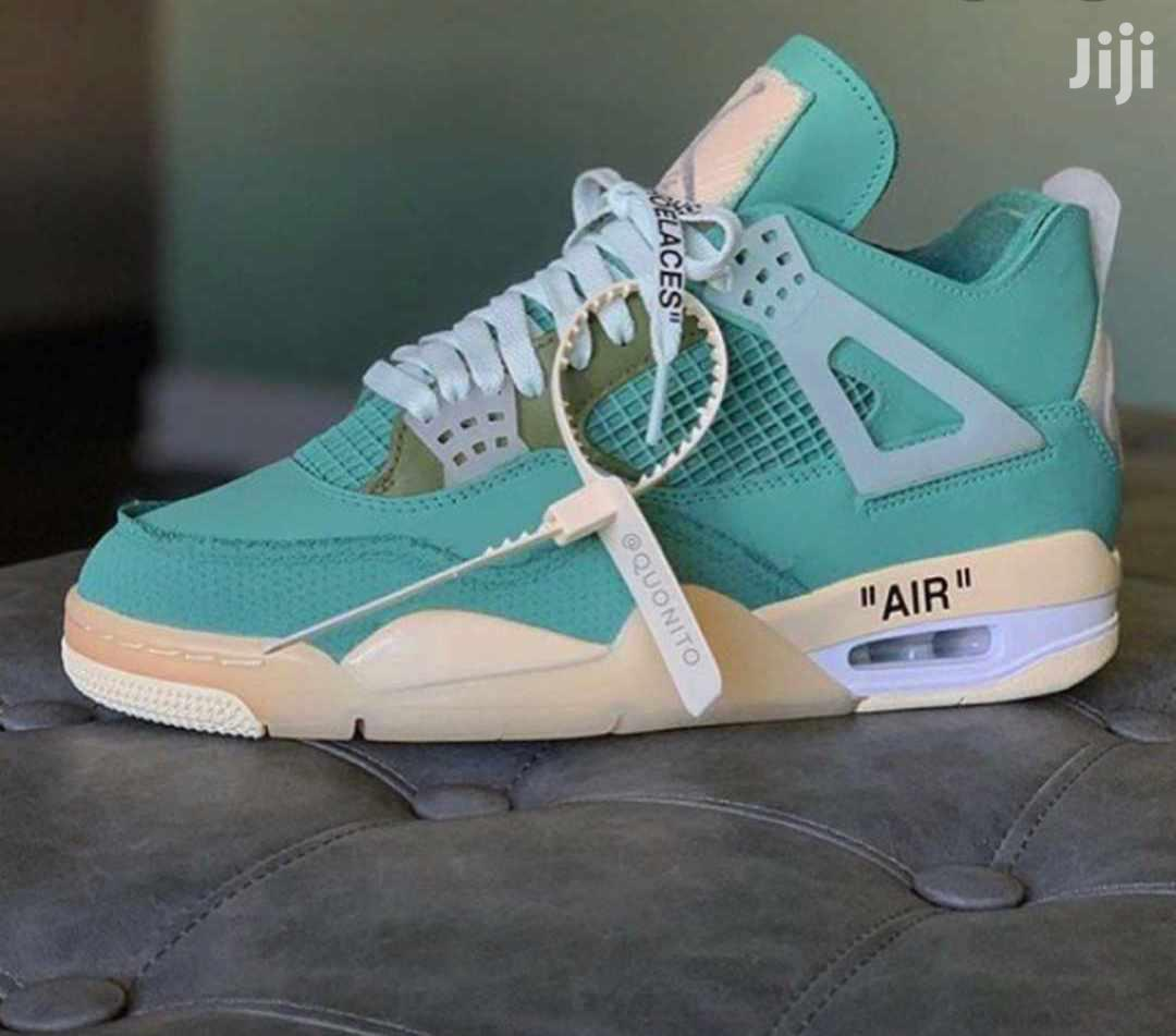 Jordan 4 Offwhite | Shoes for sale in Accra Metropolitan, Greater Accra, Ghana