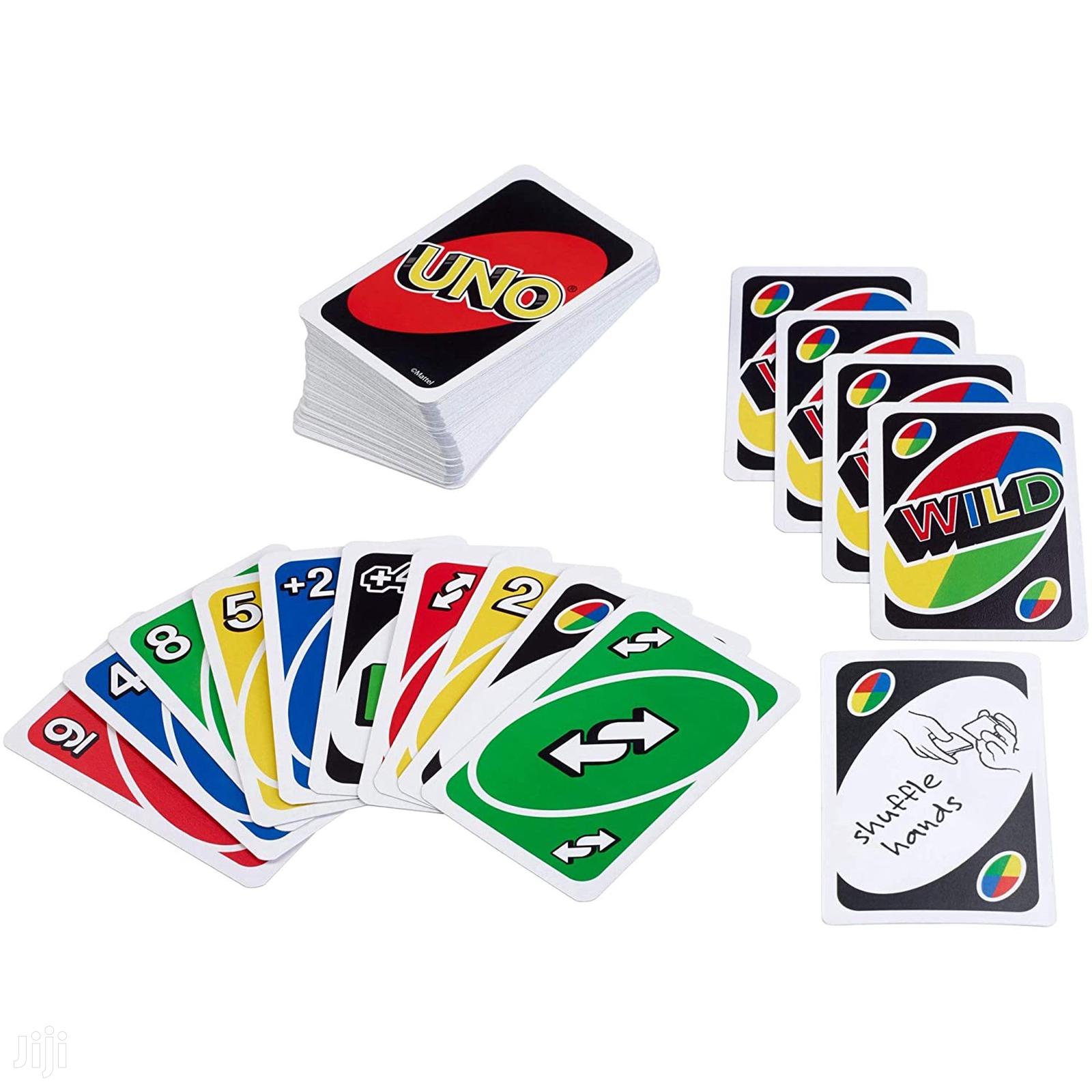 Archive: UNO Card Game