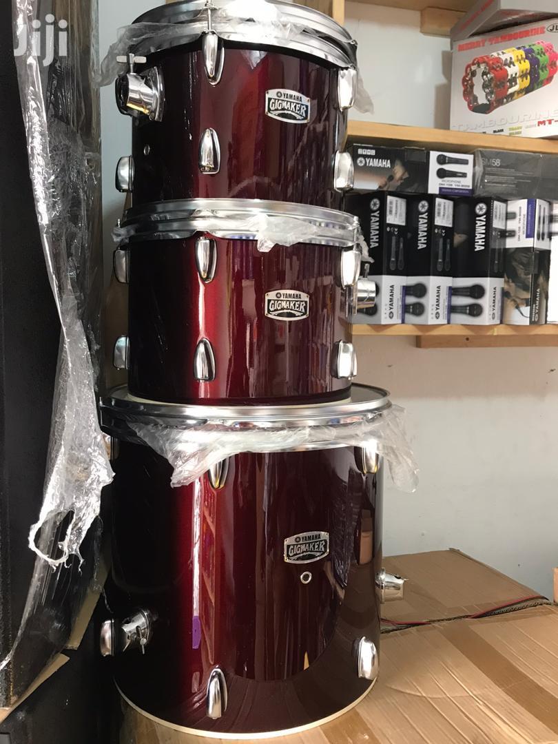 5pcs Yamaha Drums Set