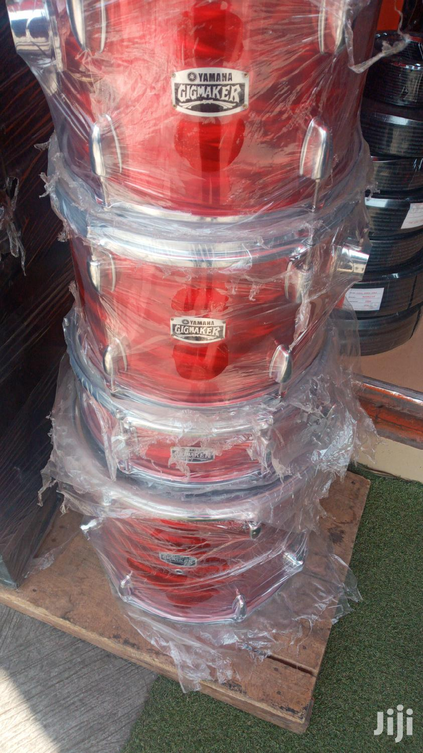 5pcs Yamaha Drums Set   Musical Instruments & Gear for sale in Accra Metropolitan, Greater Accra, Ghana