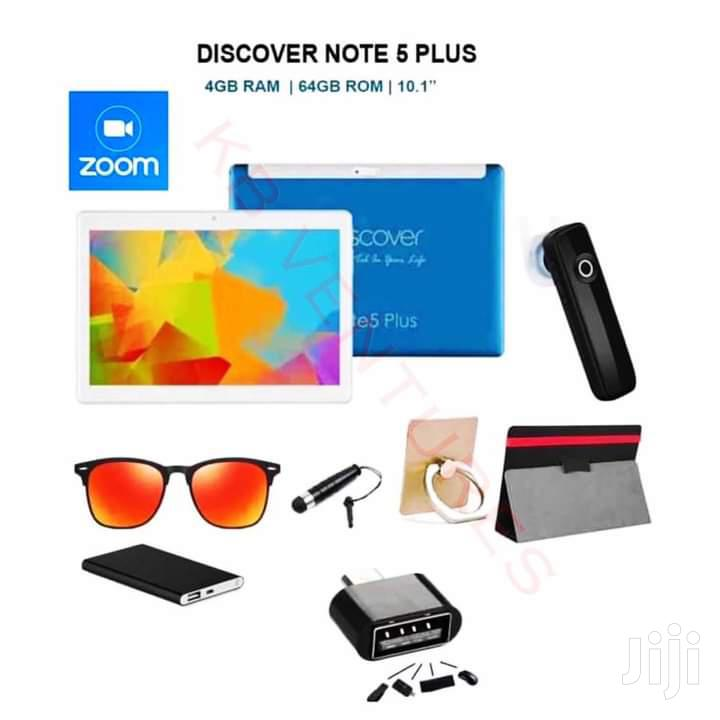 New Discover Note 5 Plus 64 GB Blue