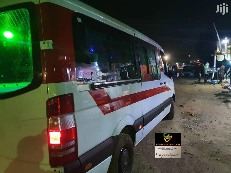 Sprinter Bus With Ready Made Seats | Buses & Microbuses for sale in Kumasi Metropolitan, Ashanti, Ghana