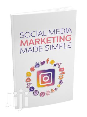 Social Media Marketing Made Simple | Books & Games for sale in Greater Accra, Accra Metropolitan