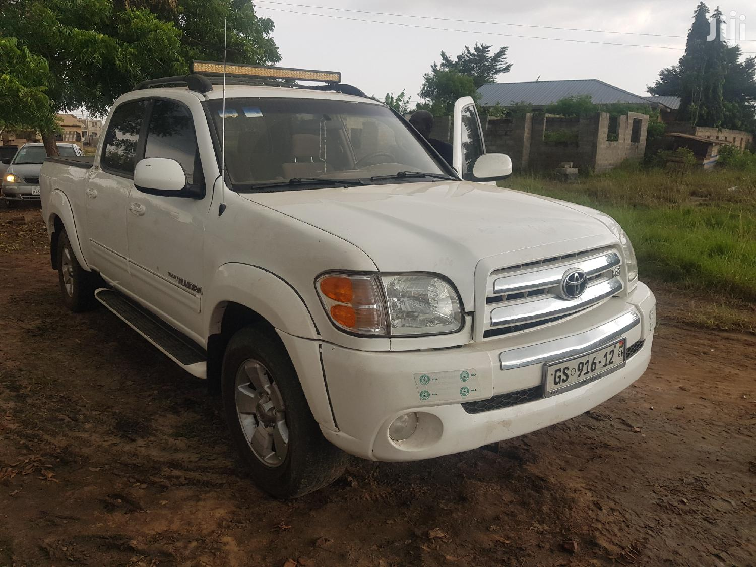 Toyota Tundra 2012 White | Cars for sale in Kotobabi, Greater Accra, Ghana