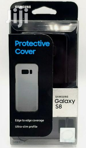 Protective Cover by Samsung for Samsung Galaxy S8 Clear   Accessories for Mobile Phones & Tablets for sale in Greater Accra, Nii Boi Town