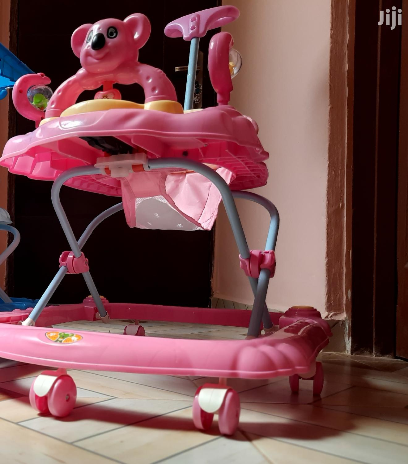 Baby Walker With Music   Children's Gear & Safety for sale in Tema Metropolitan, Greater Accra, Ghana