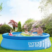 Intex Swimming Pool New 10ft Inflatable 305cm | Sports Equipment for sale in Greater Accra, East Legon