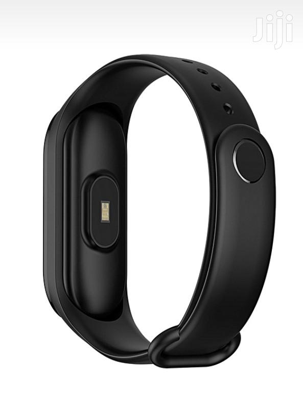 M3 Smart Fitness Tracker Watch | Smart Watches & Trackers for sale in North Kaneshie, Greater Accra, Ghana