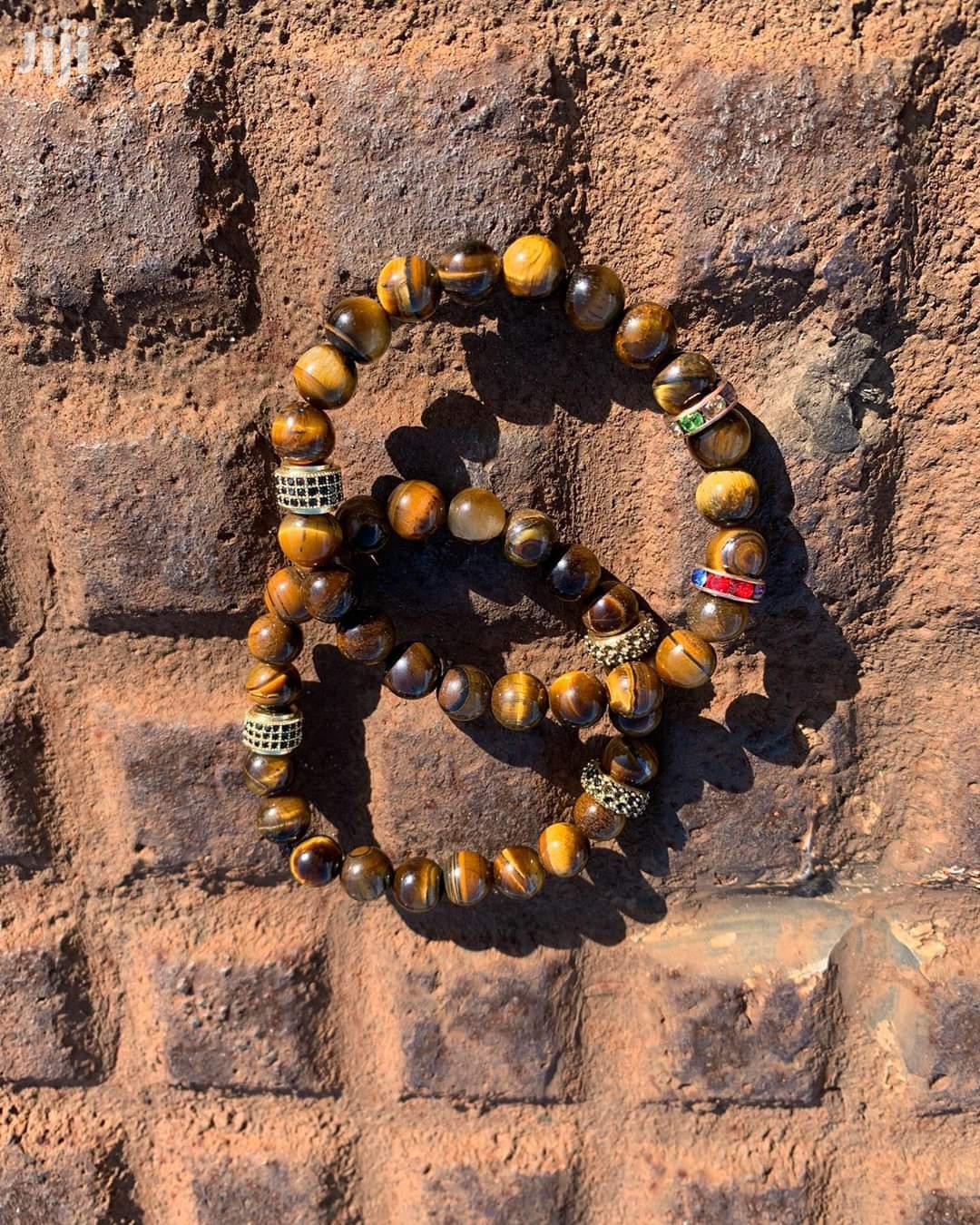 Adinkra Beaded Necklace | Jewelry for sale in Teshie-Nungua Estates, Nungua, Ghana