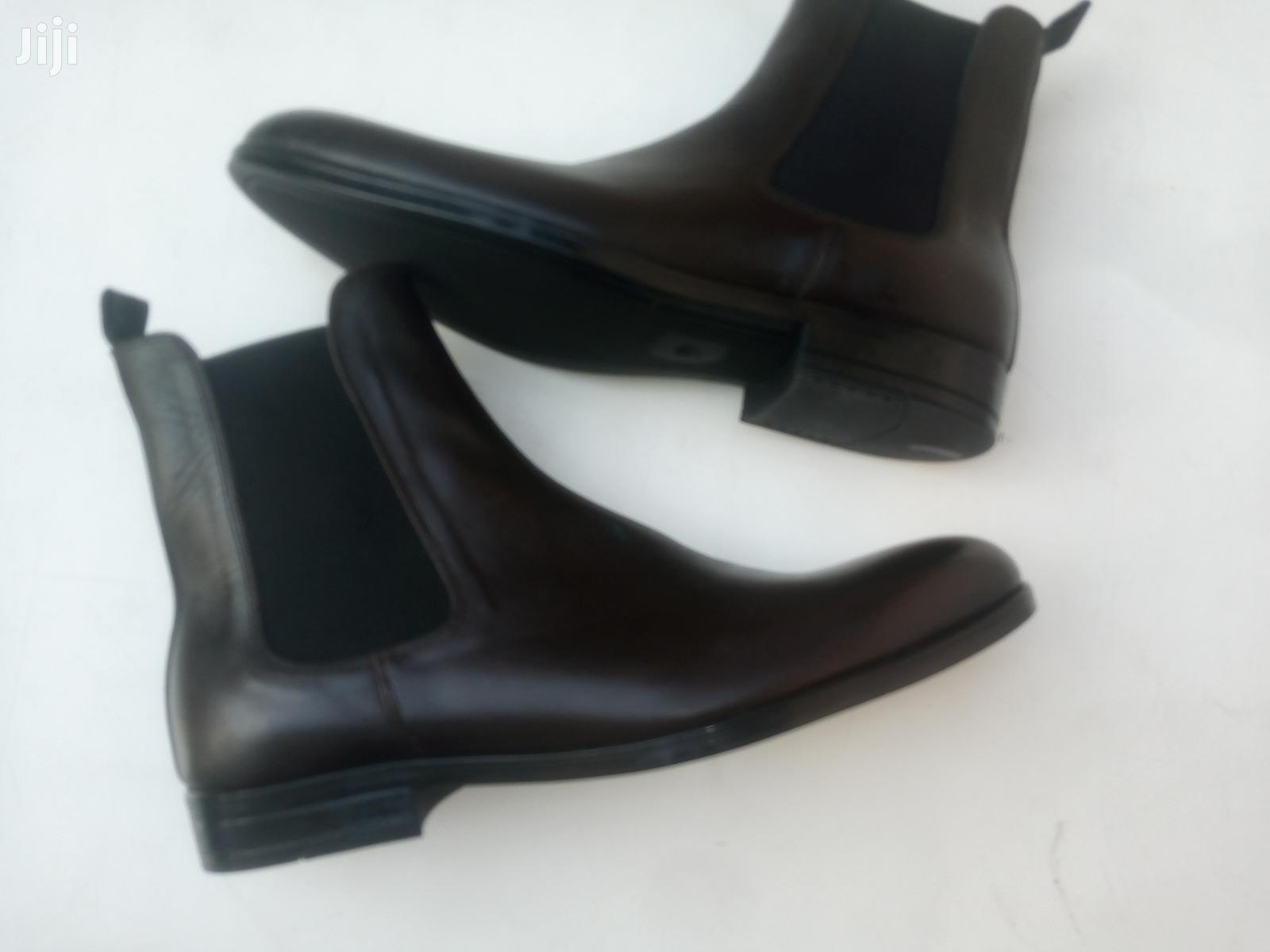 Archive: Quality Leather Men's Chelsea Boots