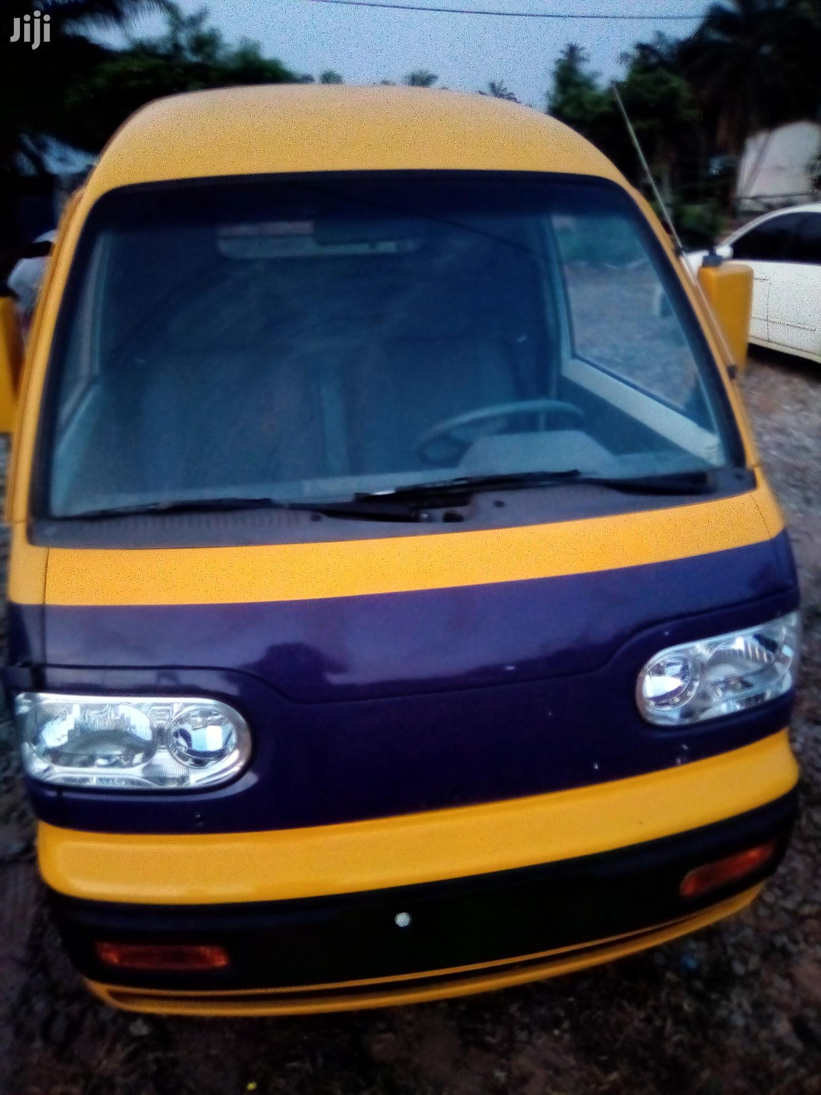 Daewoo Lanos 2008 Yellow