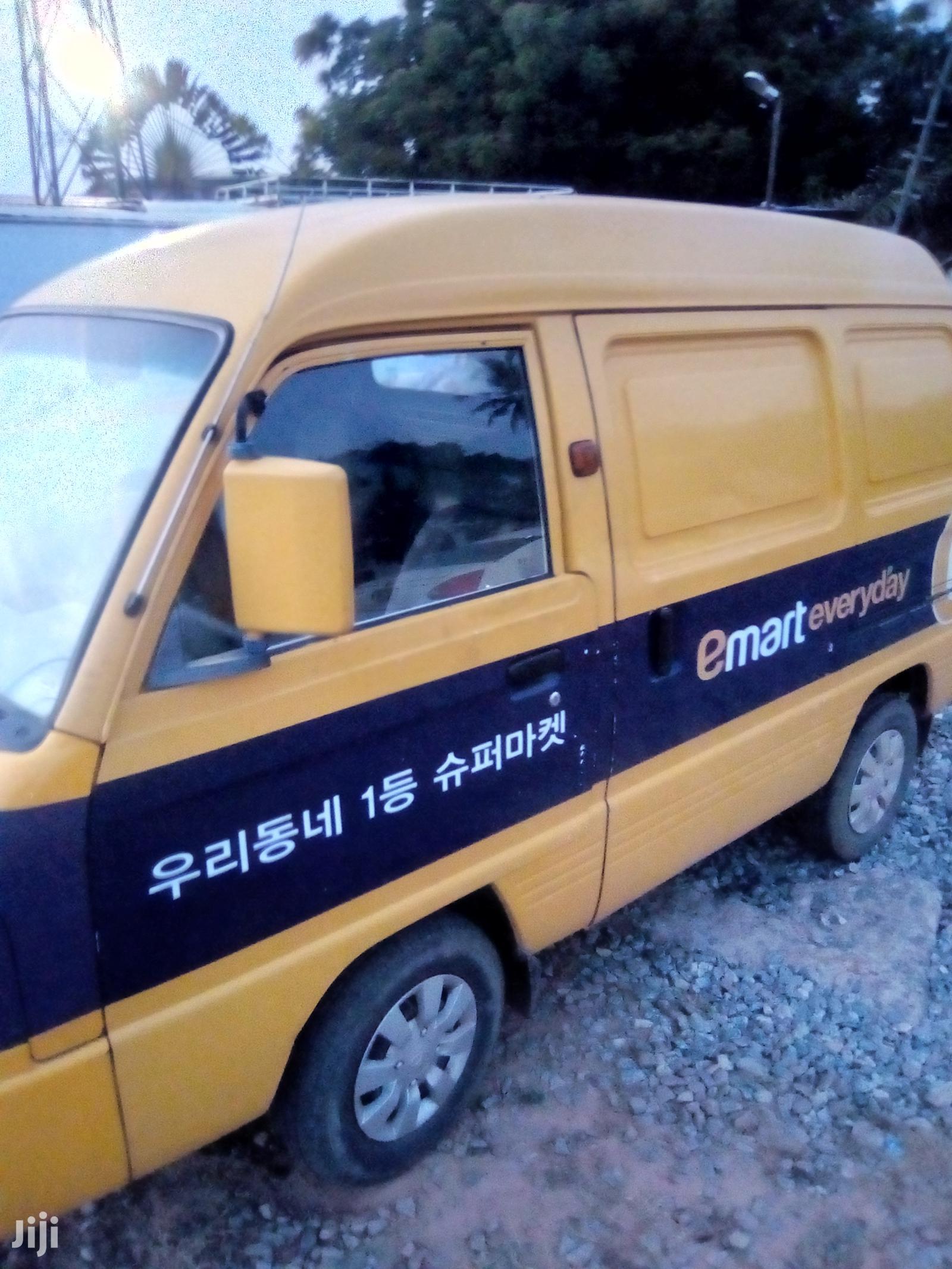 Daewoo Lanos 2008 Yellow | Buses & Microbuses for sale in Shama Ahanta East Metropolitan, Western Region, Ghana